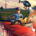 Roblox, jeux video, poursuite, voleurs