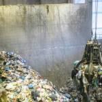 Centre de tri des déchets