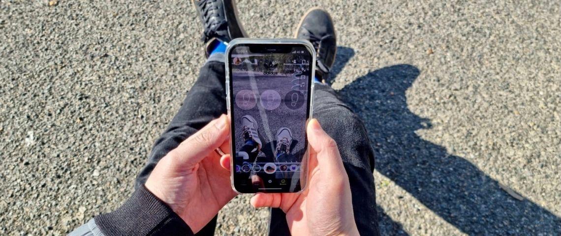 Pour sa nouvelle basket, Adidas crée une expérience immersive pour les consommateurs