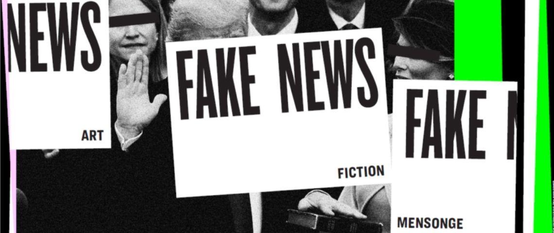 « Art, fiction, mensonge » : les fake news épinglées dans une nouvelle expo
