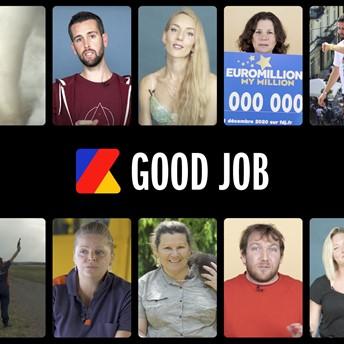 Logo Show Good Job