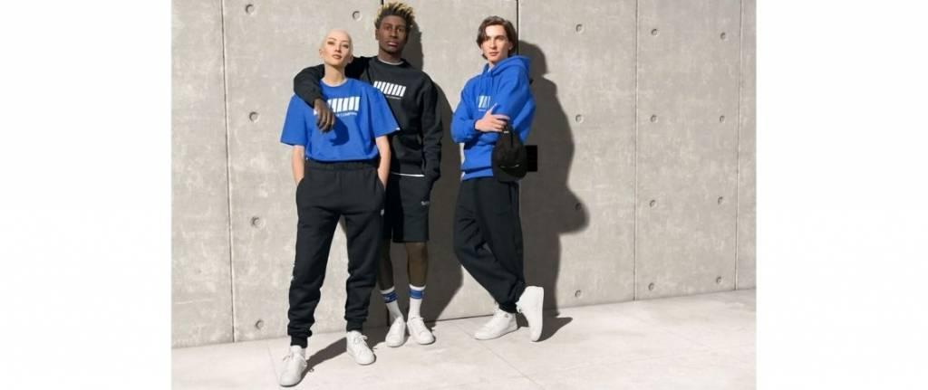 3 personnes portant des vêtements de la marque Fulllife