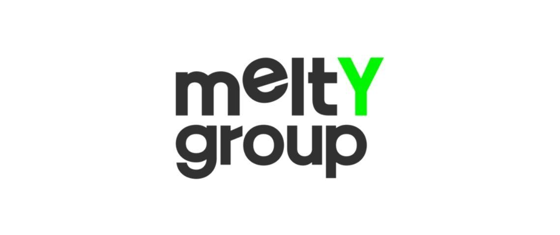 Logo Melty group