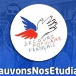 Logo Stud'Live et Secours populaire