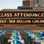 168 tables et chaises vides au siège de l'ONU