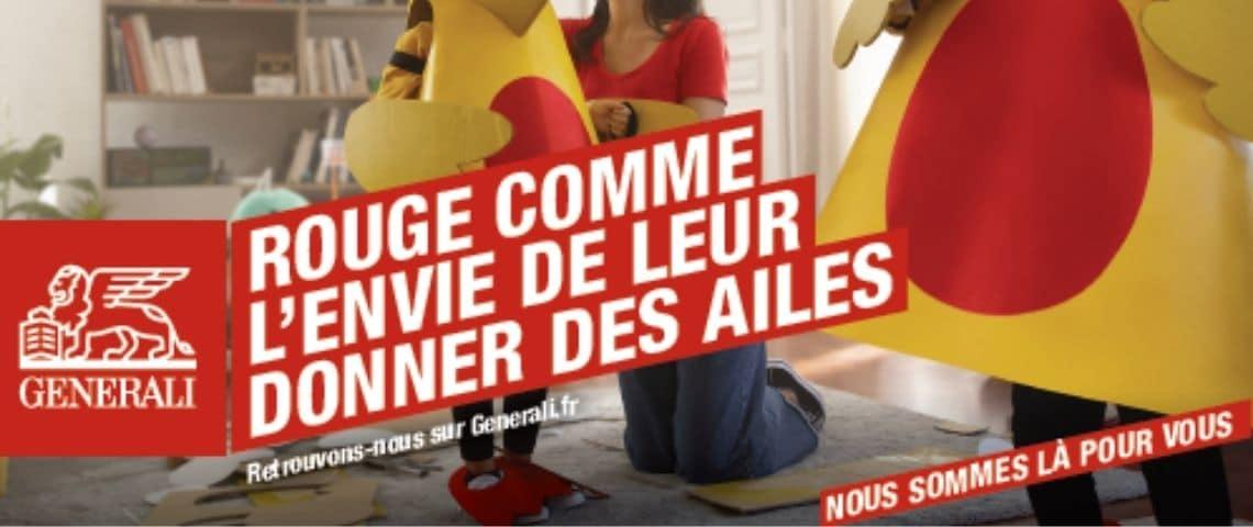 Campagne publicitaire Générale