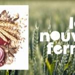 Logo les nouveaux fermiers - Steak végétal