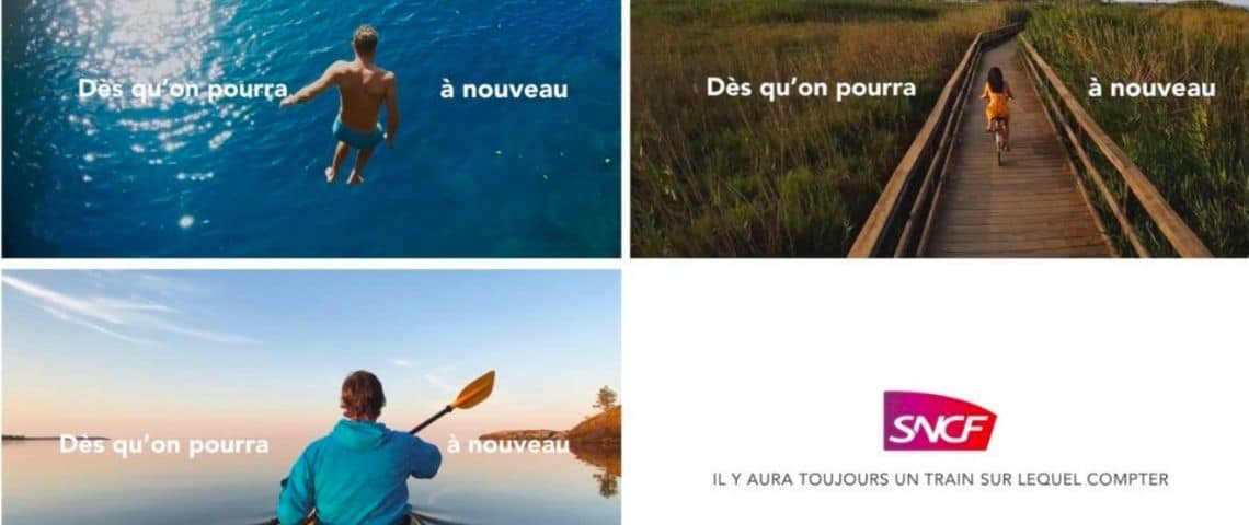 Campagne SNCF