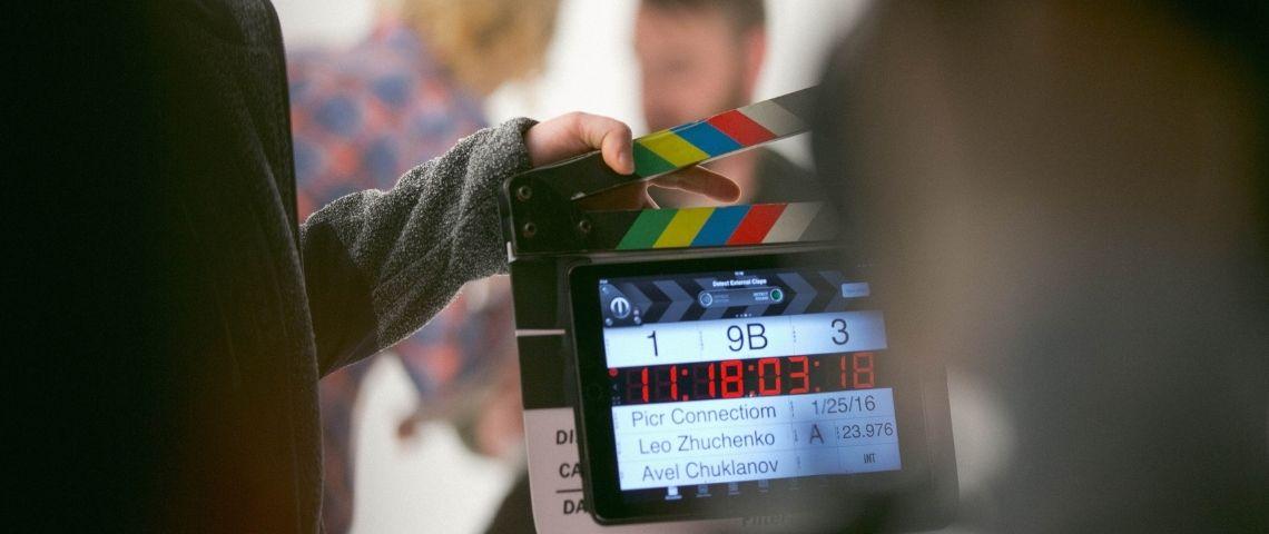 Un tournage de film