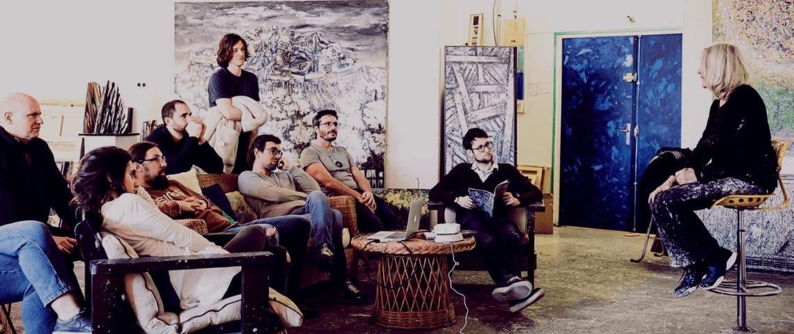 Ateliers d'artistes, écomusées… Et si l'on travaillait (aussi) depuis des lieux culturels ?