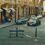 Voiture roulant en ville