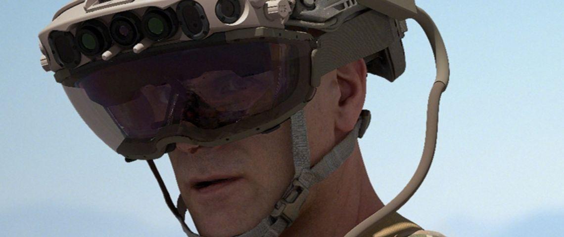Microsoft va équiper les soldats américains de 120 000 casques de réalité augmentée