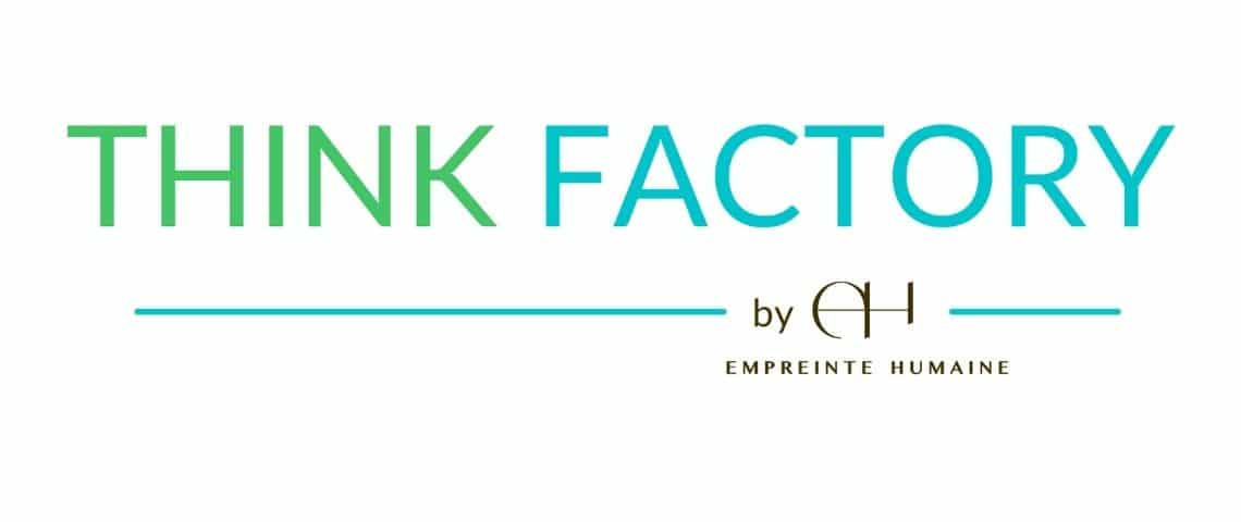 Logo « Think Factory by EH »