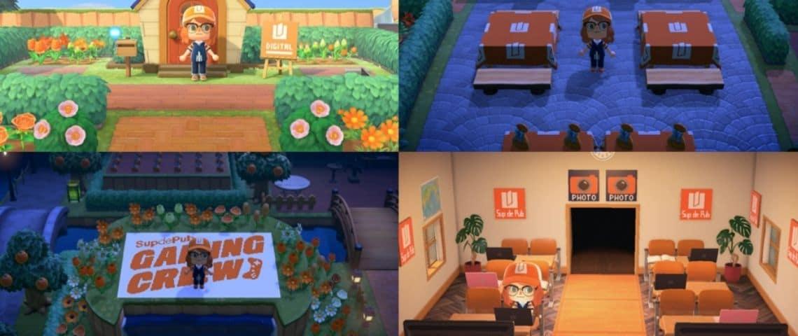 Images du salon étudiant digital proposé par Sup de Pub ( jeux vidéo)