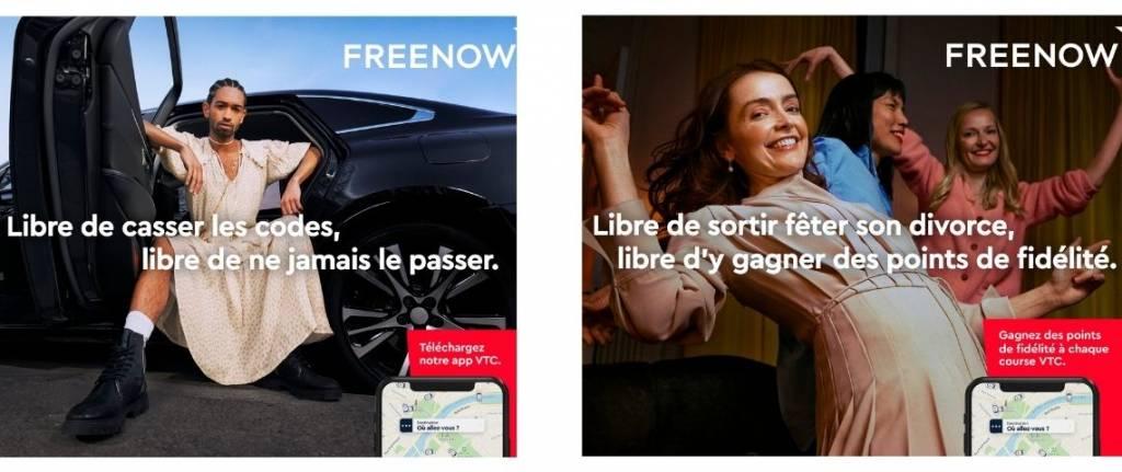 La plateforme de mobilité multimodale (VTC et trottinettes) présente à Paris, Lyon, Bordeaux et dans plus de 100 autres villes européennes, souhaite ainsi séduire une cible urbaine