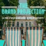 Affiche THE BRAND PROJECTION