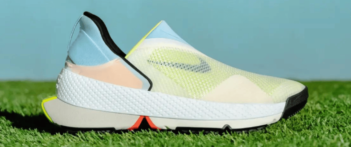 La nouvelle paire de baskets hands free de Nike