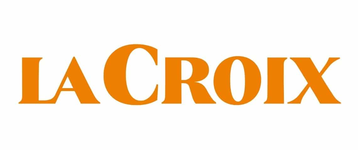 Logo journal La croix