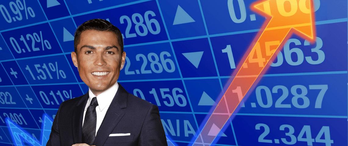 En 20 secondes, Cristiano a fait perdre 4 milliards de valeur boursière à Coca Cola