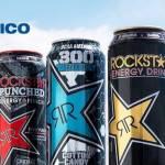 Les boissons Rockstar par Pespico