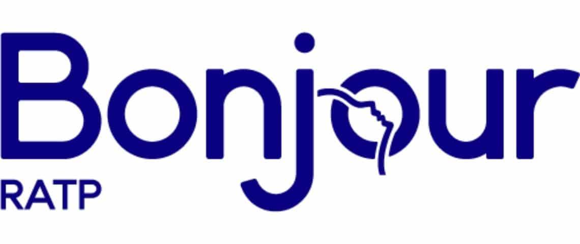 Logo RATP Bonjour