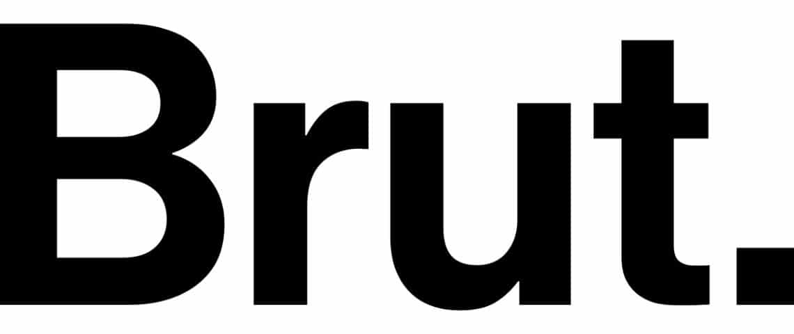 Logo Brut.