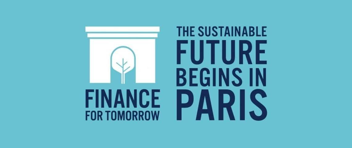 Logo Finance for Tomorrow