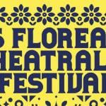 Affiche Les floréales théatrales festival