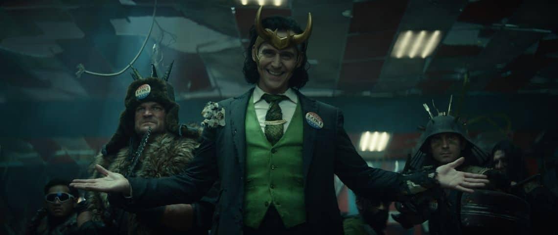 Disney impose un copyright sur Loki
