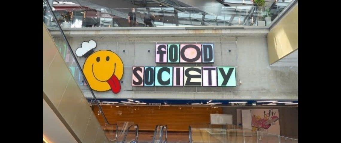 Logo Food Society