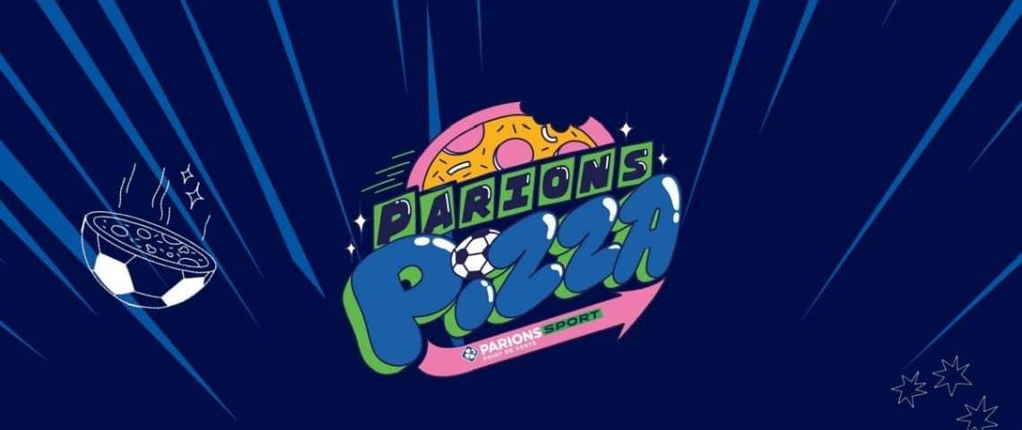 logo  - Parions pizza -