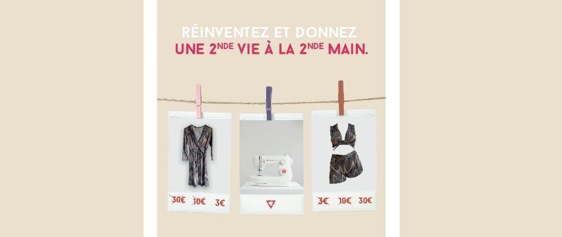 Vêtements sur un fil à linge
