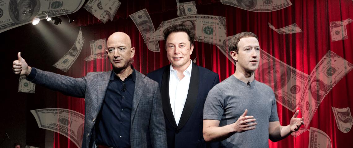 Qui de Jeff Bezos, Elon Musk, ou Zuckerberg domine le haut du tableau des marques les plus fortes du monde ?