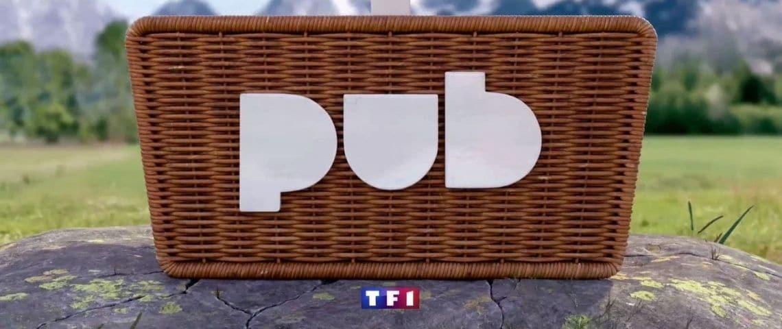 Pub TF1 logo