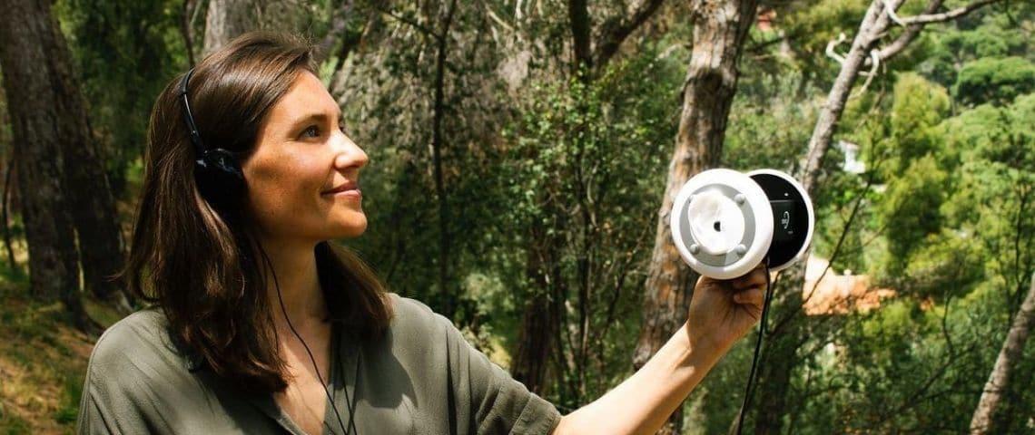 Climat : cette ONG transforme les sons de la planète en musique pour soutenir la recherche