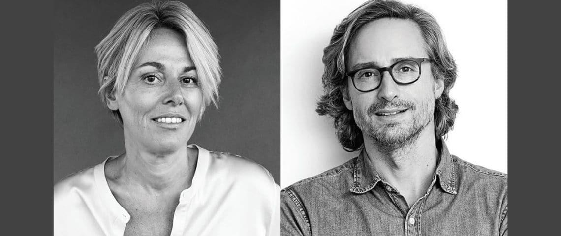 Bertille Toledano et David Leclabart