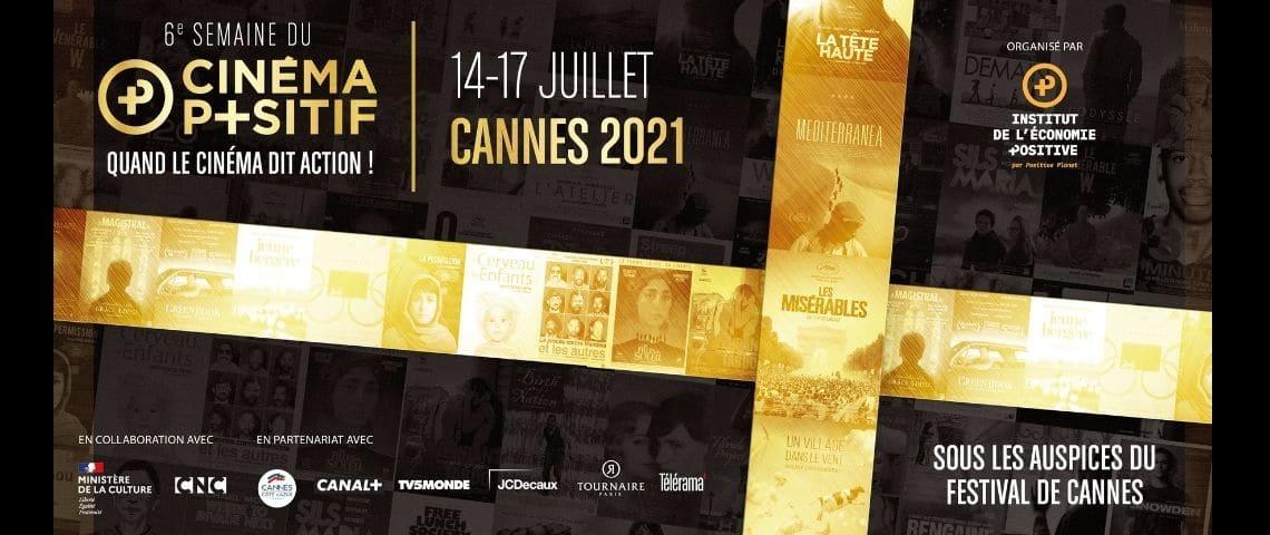 Affiche de la Semaine du cinéma positif