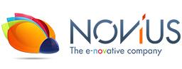 Logo de l'agence Novius