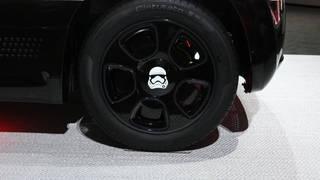 La Fiat 500 Star Wars