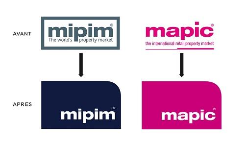 Nouveau logo de MIPIM