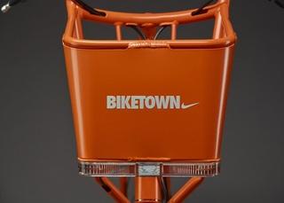 Biketown : les vélos de Nike à Portland